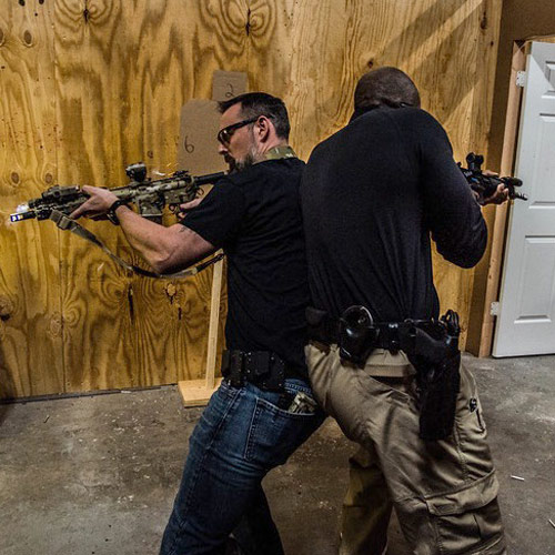 Close Quarters Fighting CQB