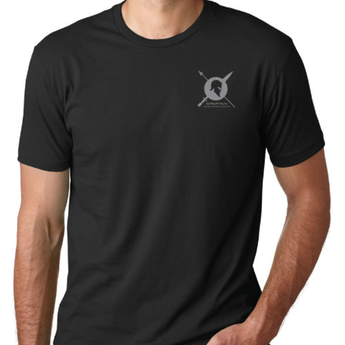 Spartan development group t-shirt